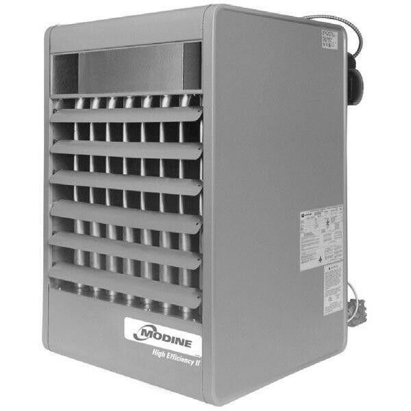 Modine PDP - 200000 BTU - Unit Heater - NG - 80% AFUE - Power Vented - Alumi...