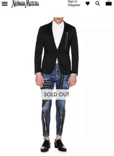 Dsquared2 Jeans $350.00