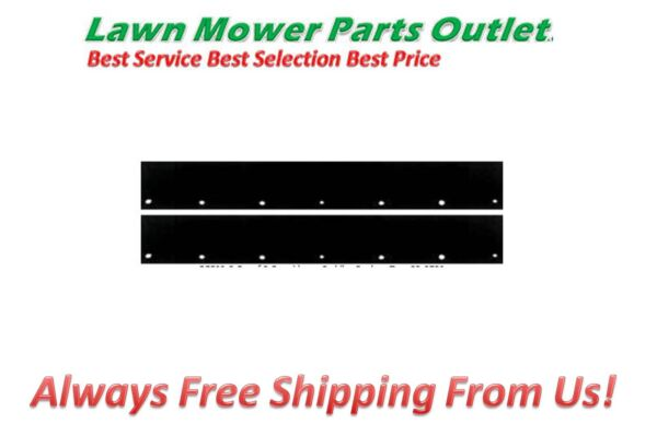 Snow Blower Rubber Paddle Set for Toro S200 S620 # 23-3730 2 Paddles