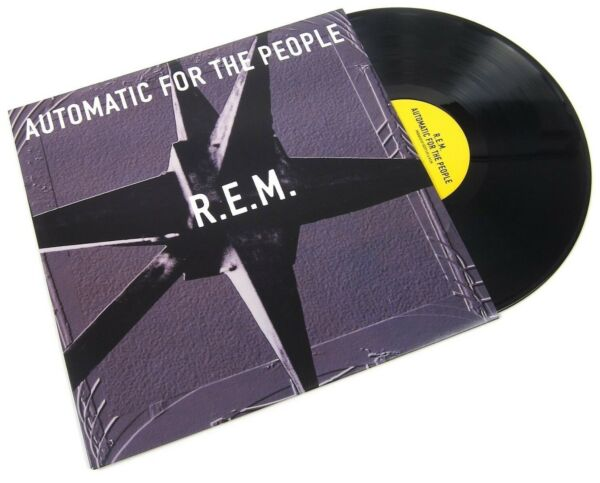 R.E.M. Automatic for the People in shrink LP Vinyl Record Album REM $29.99