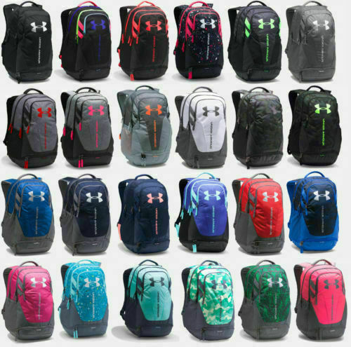 Under Armour Men#x27;s Women#x27;s Nylon Backpack travel bags Laptop bag School bag $19.99