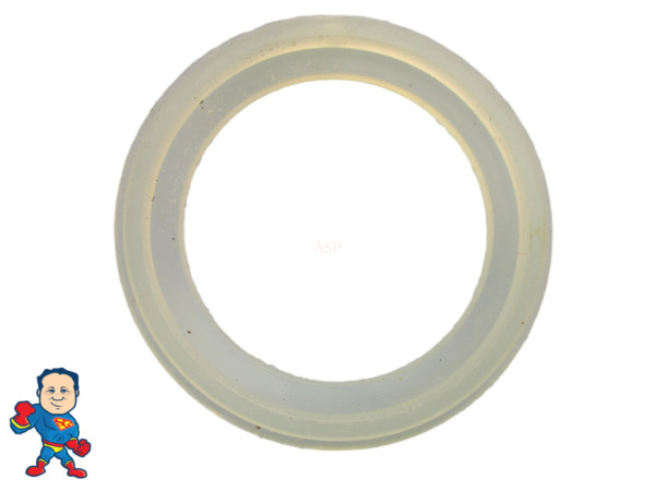 2 5 8quot; Lip Hot Tub Spa 2quot; Heater or Pump Union Gasket CMP Video How To