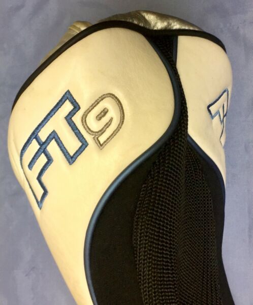 Callaway FT9 Driver Golf Club Sock Headcover Blue Silver White Ft 9 Cover GREAT