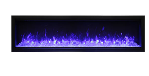 Amantii Symmetry SYM-100-XT Clean Face 100 ExtraTall Built-in Electric Fireplace
