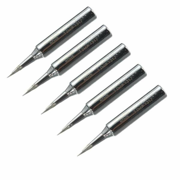 5x Lead Free Replacement Soldering Tools Solder Iron Tips Head 900m-T-I 936 KIUS