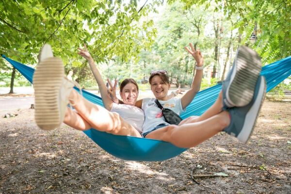 Ultralight Hammock Portable Lightweight Camping Travel LELEKA 200g $39.00