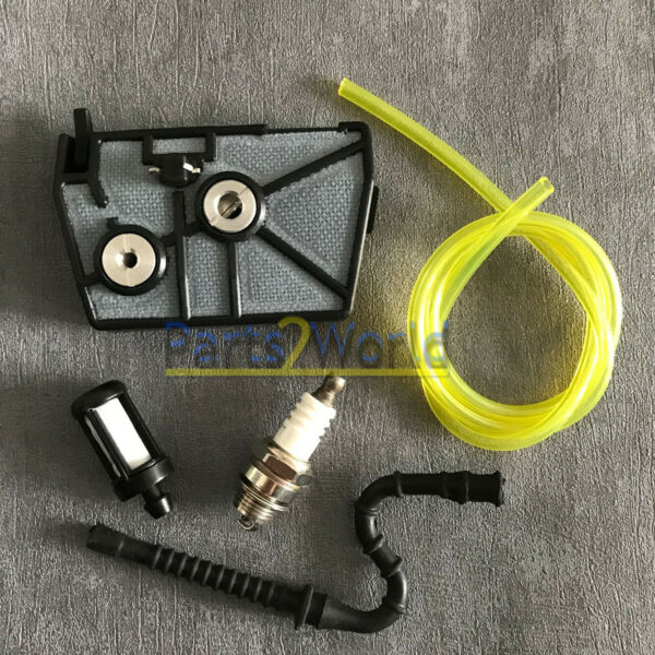 Air Filter Tune Up Service Kit With Fuel Line For Stihl 028 028AV WB Wood Boss
