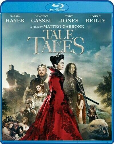 New: TALE OF TALES - Salma HayekJohn C. Reilly [Science FictionFantasy] Blu-ra
