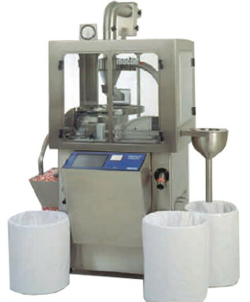 VERICAP 4000 High-Speed Capsule Inspection Weighing & Sorting System