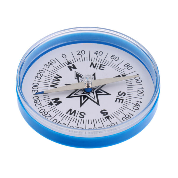 Large Size Plastic Handheld Plastic Directional Compass 4
