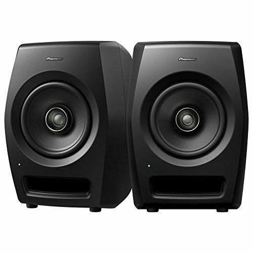Pioneer RM-07 Coaxial Powered Monitor DJProducer Speakers 1 Pair (2 Units)