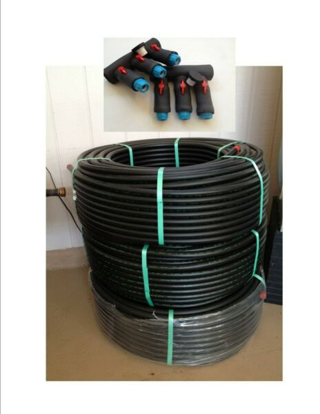 2 1 2 or 3 Ton Geothermal Loop Install Kit 3 4quot; X 600#x27; with Manifolds Headers $1995.00