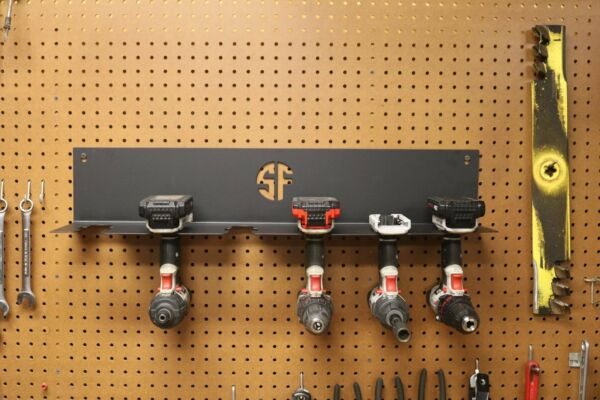 Cordless Drill Power Deck - The Ultimate Cordless Drill Driver Holder Is Here!