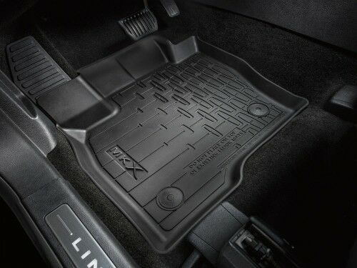 Genuine Lincoln All-Weather Floor Liner Floor Mat Set - Lincoln MKX 2016-2018
