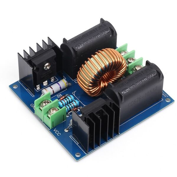 ZVS High Voltage Induction Heating Driver Board Module Flyback Driver Heater