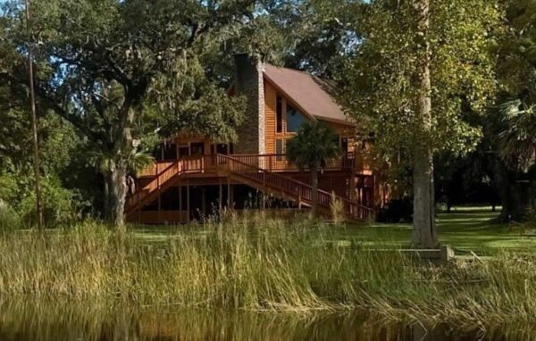 Riverfront Deep Water Plantation Home - Available - FSBO