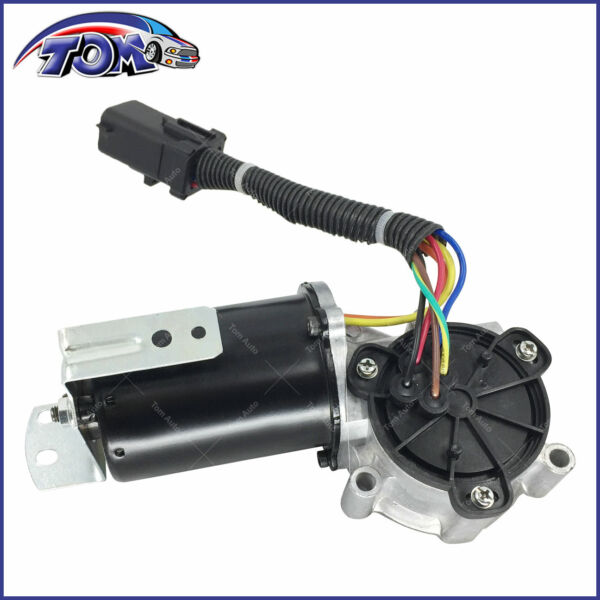 New Transfer Case Motor 7 Pin For Ford F150 97-04 F250 96-99 Expedition 97-02