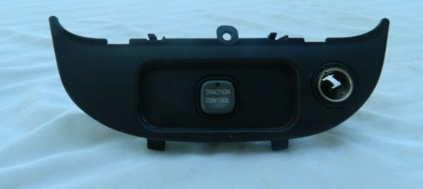 Buick Rendezvous Traction Control Switch With Bezel Fits 2002-2007