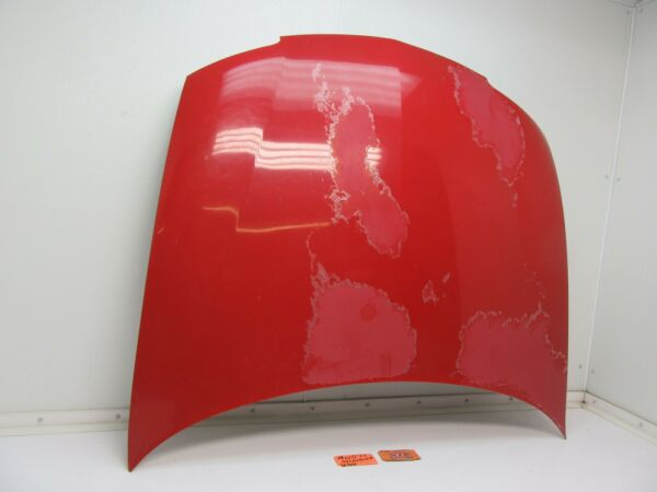 FITS 03 04 05 CAVALIER FRONT HOOD CAR PANEL ENGINE MOTOR COVER TOP RED CHEVY