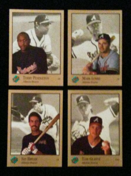 1991 1992 1993 Studio FinishComplete Your Set wInserts 40 picks $1
