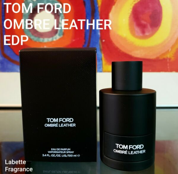 TOM FORD OMBRE LEATHER EDP 1 2 3 5 7 amp; 10ML SPRAY 100% AUTHENTIC $22.99