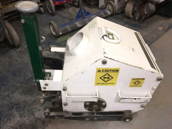 BW MANUFACTURING SC-12 SCARIFIER HEAD W CAGE AND CARBIDE BITS SC12