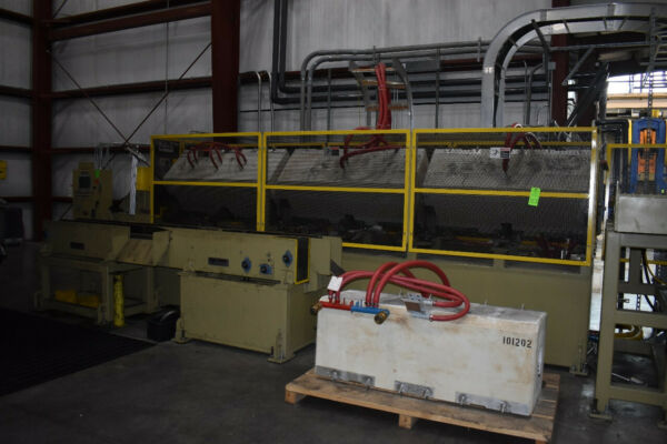 Ajax Tocco - Induction Heating 750KW  1Khz - REBUILT with under 300 hours