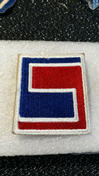 patch armee us 69th INFANTRY DIVISION ww2 original