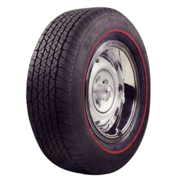 BFG P255/60R15 Radial T/A With 3/8