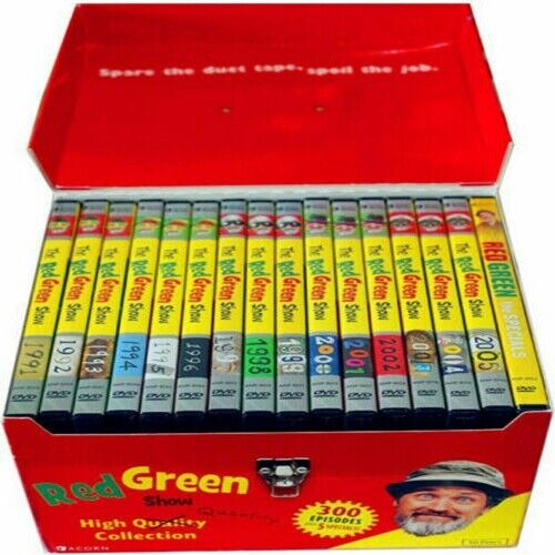 THE RED GREEN SHOW Complete Series High Quality Collection new sealed USA seller