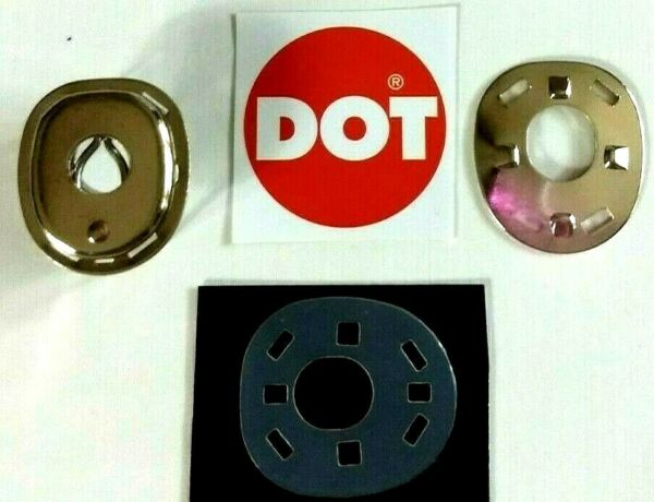 DOT Lift the Dot Female Fastener (3pc) Kit - Pick Qty FREE SHIP!