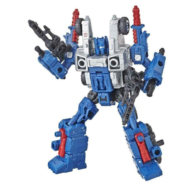 Transformers War for Cybertron Deluxe WFC S8 Cog Weaponizer Figure