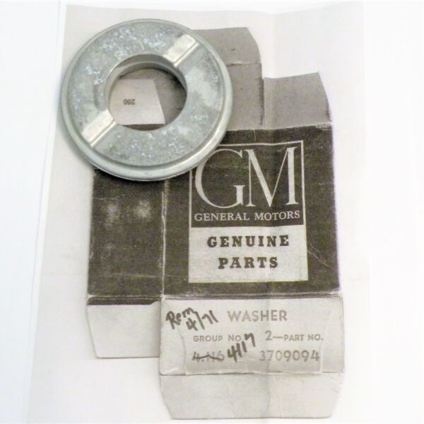 d NOS 53 56 Corvette Chevy Bel Air 150 210 PowerGlide Stator Washer GM 3709094 $7.99