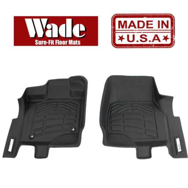 Sure Fit Floor Mats Front Fits 2015 2020 Ford Mustang $85.02