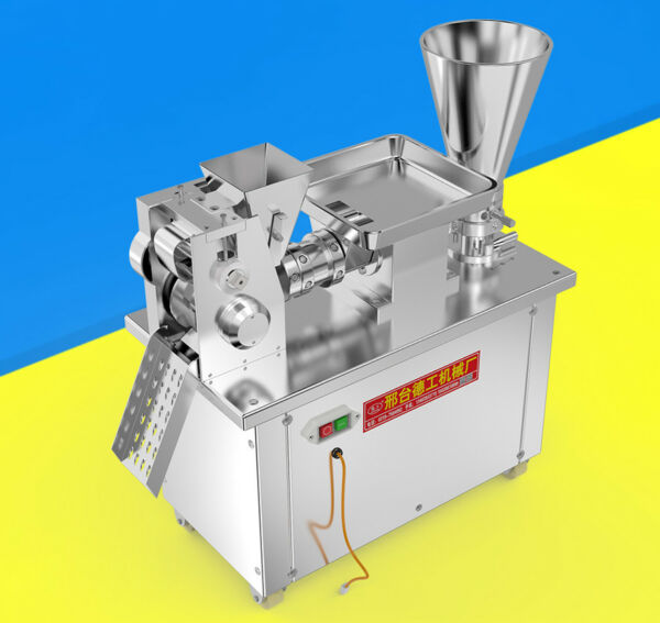 110V US Automatic Dumpling Machine Samosa Spring Roll Dumpling Making Machine
