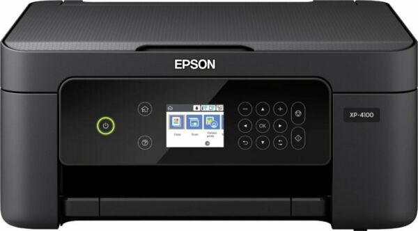Epson Printer Machine Scanner Copier All-In-One Wireless Home Office With INK