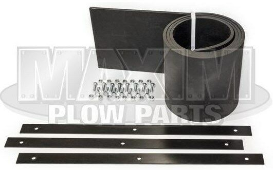 WESTERN SNOW PLOW DEFLECTOR KIT 6.5'-8' STRAIGHT BLADE REPLACES 62123