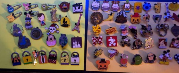 20 - harder to find  bigger  rare  limited edition  Disney Trading Pins