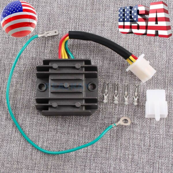 Regulator Rectifier For Honda Single Phase Charging System Singles Twins to 78