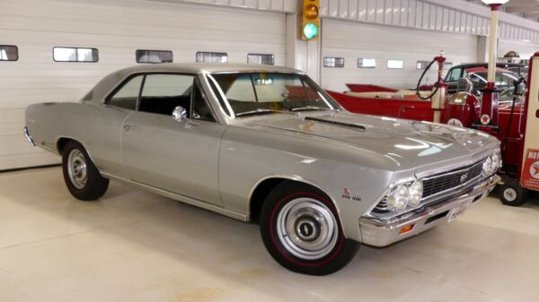 1966 Chevrolet Chevelle SS Real Deal SS Classic Look and a BEAST 396 4-Speed Runner
