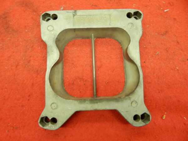 USED 60#x27;s 70#x27;s Ford Edelbrock Carburetor Adapter Re 27378 $39.99