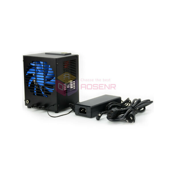 25L Aquarium Adjustable Thermostat Chiller and Heater Fish Tank Cooling Fan $129.99