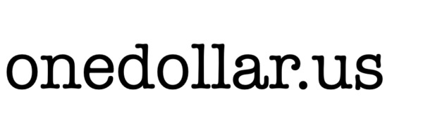 onedollar.us PREMIUM Nifty and Brandable Website Domain Name