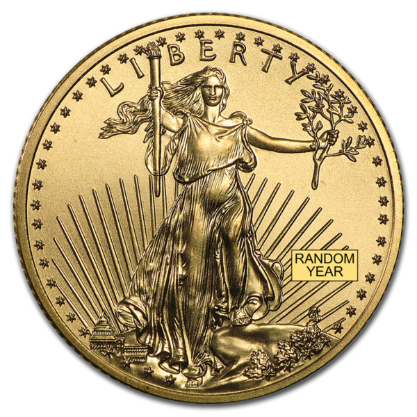 American Gold Eagle 14 oz