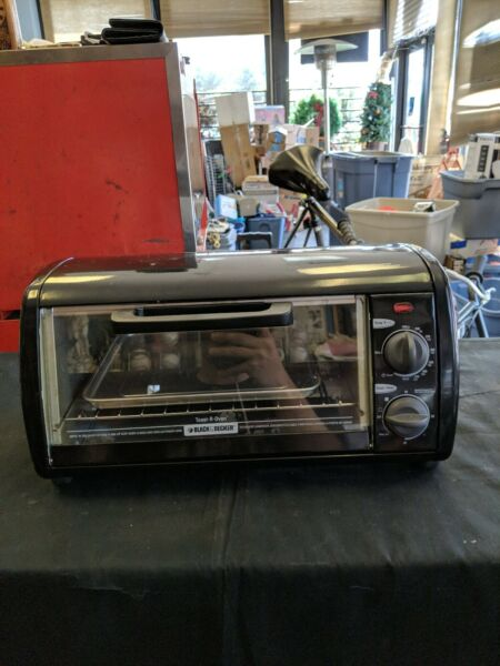 Black And Decker Toaster Oven T01412B $14.16