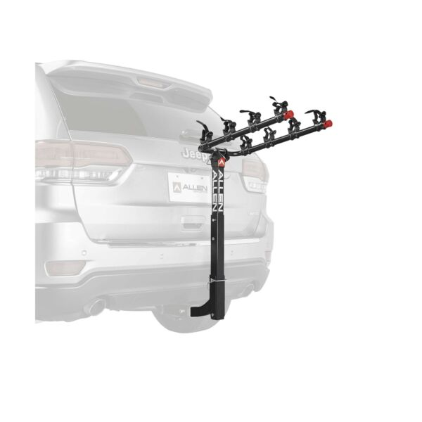 Allen Sports 4 Bike Hitch Racks for 2 in. Hitch Deluxe $116.99