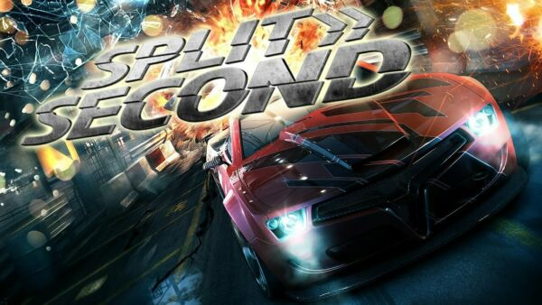 Split Second game key STEAM (global for PC Region Free USUKEU)