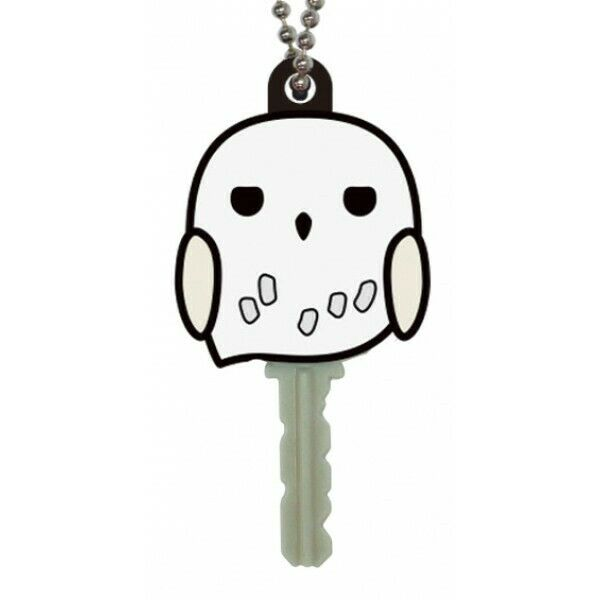 Harry Potter Hedwig Soft Touch Key Holder