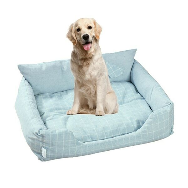 1PC Pet Bed Comfortable Dog Cat Cushion Breathable Soft Dog Cat Cushion NEW