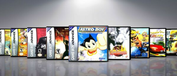 Custom Covers and Cases for Gameboy Advanced GBA: Titles # C. NO GAMES $9.50